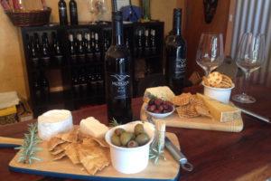 Seasonal Local Produce and Regionally Inspired  Platters
