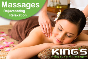 Massages – rejuvenating relaxation