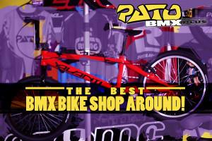 The Best BMX Bike Shop Around!