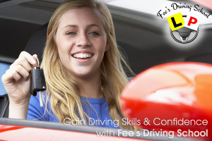 Gain Driving Skills & Confidence with Fee's Driving School