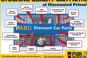 Stocking Quality Car Parts