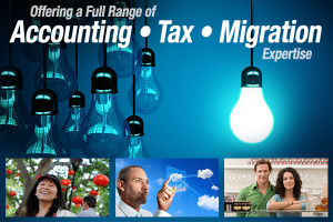 Offering a full range of accounting, tax and migration expertise