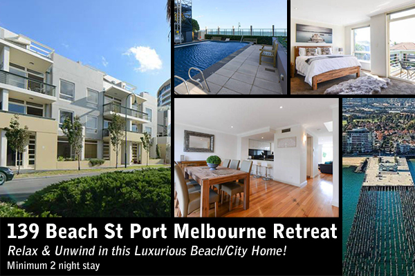 139 Beach St Port Melbourne Retreat Down The Road