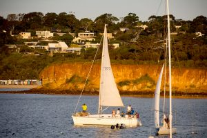 Sunset Sailing Mornington Peninsula